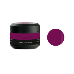 Gel Couleur DARK FUSHIA 5G - Technigel - Peggy Sage