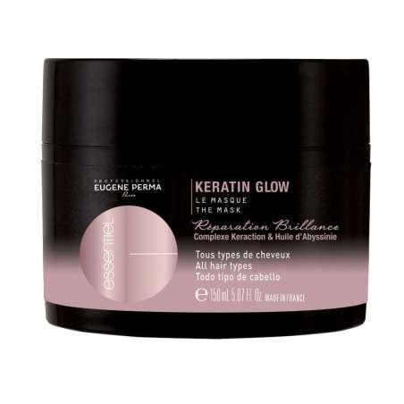 Masque Keratin Glow ESSENTIEL 150ml - EUGENE PERMA Professionnel