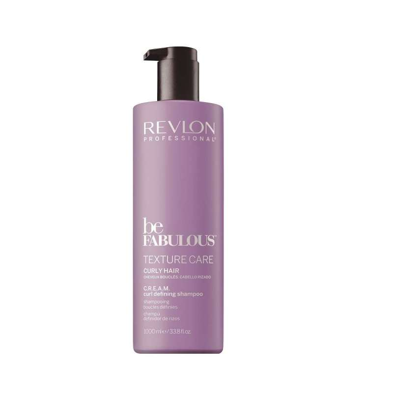 Shampooing BE FABULOUS Texture Care Curly Hair 1000ml - ANTI-FRISOTTIS
