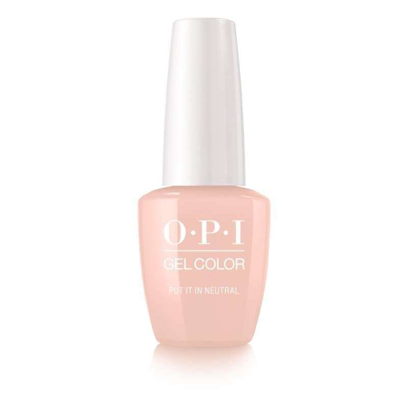 GelColor Put It in Neutral 15ml OPI