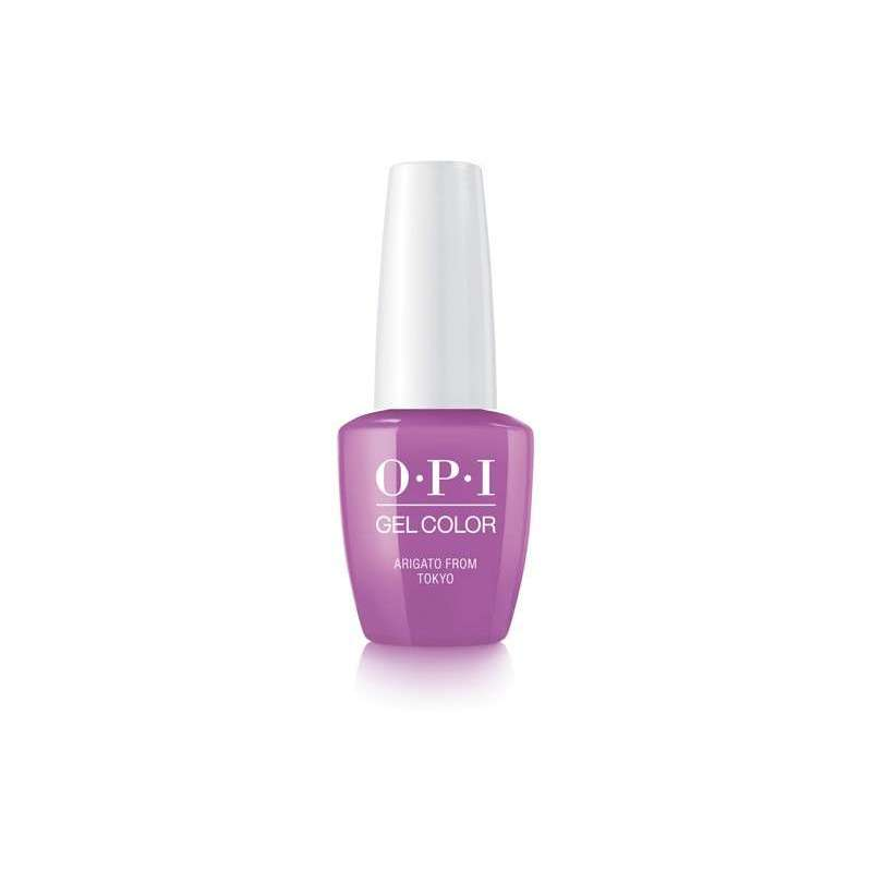 GelColor Arigato from Tokyo 15ml OPI