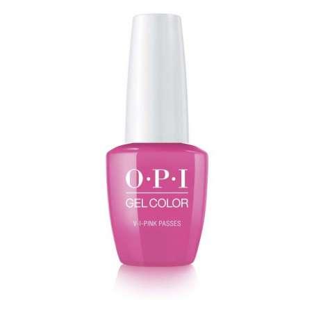 GelColor V-I-Pink Passes 15ml OPI