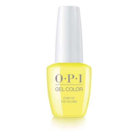 GelColor Pump Up the Volume 15ml OPI