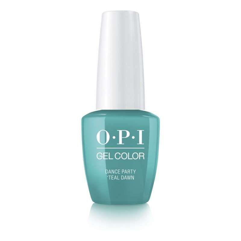 GelColor Dance Party Teal Dawn 15ml OPI