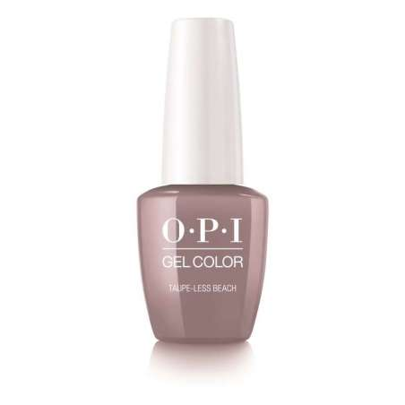 GelColor Taupe Less Beach 15ml OPI