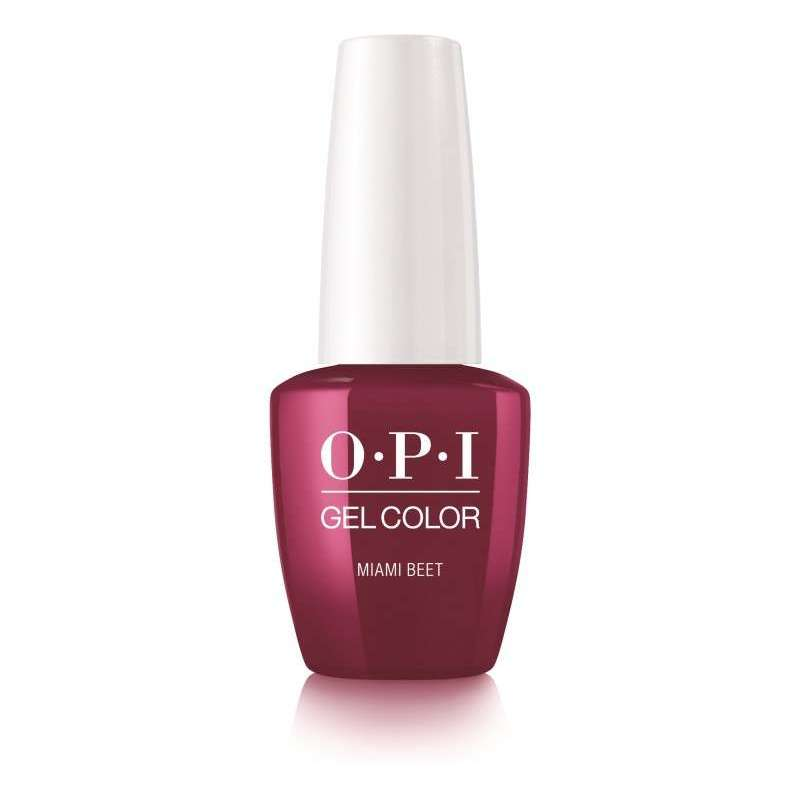 GelColor Miami Beet 15ml OPI