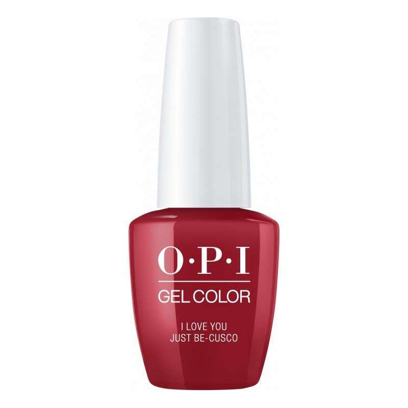 GelColor I Love You Just Be Cusco 15ml OPI