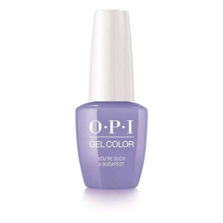 GelColor Your Such Budapest 15ml OPI