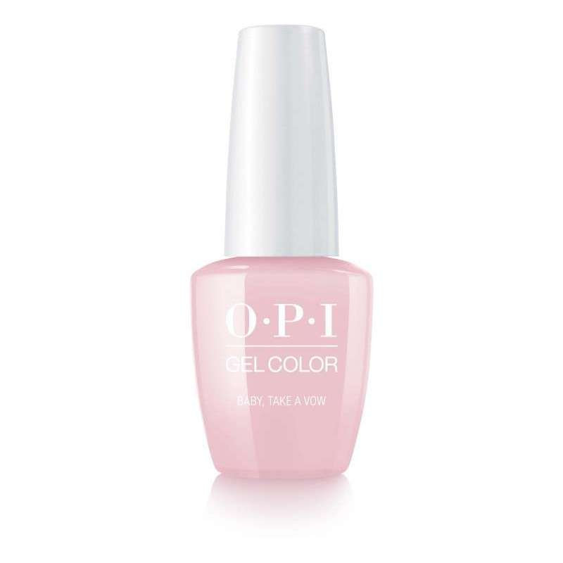 GelColor Baby Take A Vow 15ml OPI