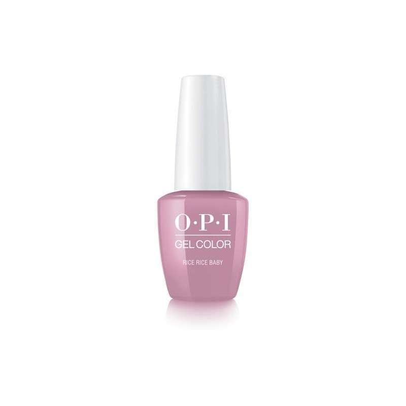 GelColor Rice Rice Baby 15ml OPI