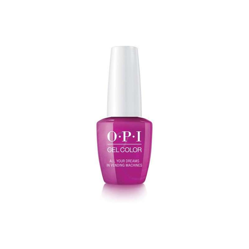 GelColor All Your Dreams in Vending Machines 15ml OPI