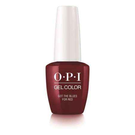 GelColor Got the Blues for Red 15ml OPI