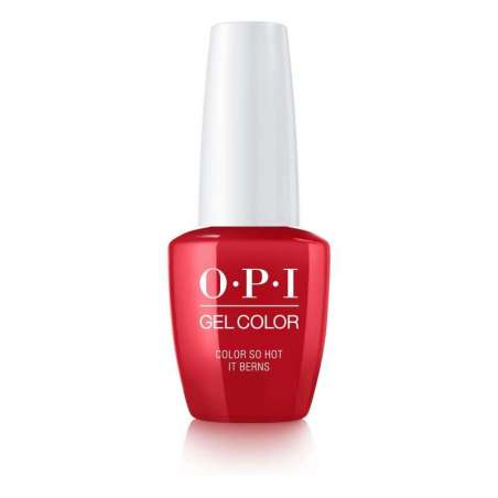 GelColor Color So Hot it Berns 15ml OPI