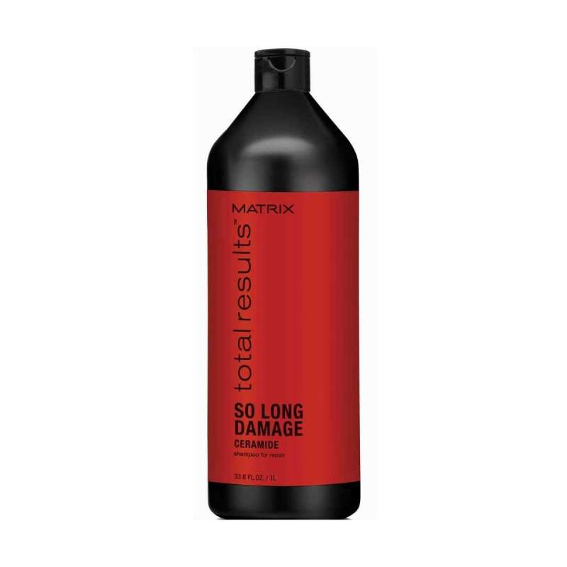 So Long Damage Shampooing 1000ml - Total Result MATRIX