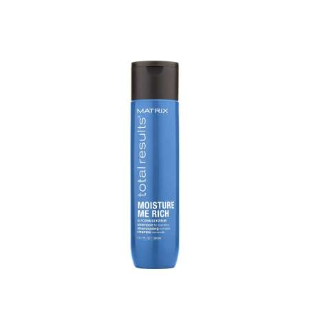 Moisture Me Rich Shampooing 300ml - Total Result MATRIX