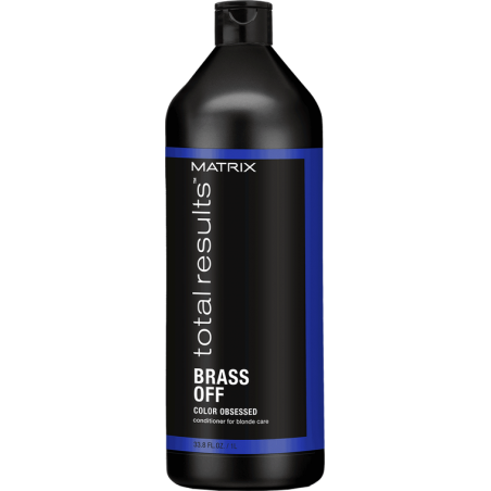 BRASS OFF Revitalisant 1000ml - Total Result MATRIX