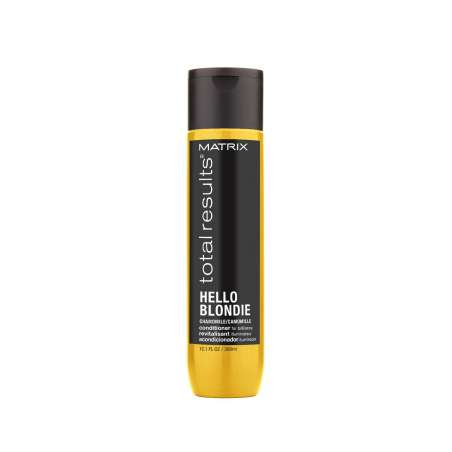 HELLO BLONDIE CONDITIONNEUR 300ml - Total Result MATRIX