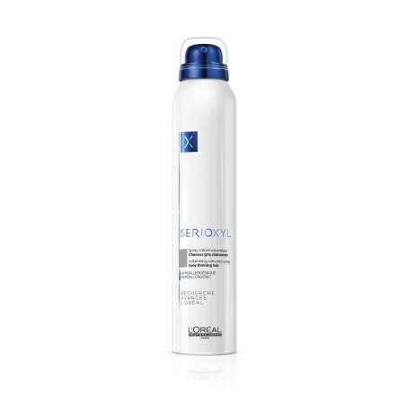 SERIOXYL Sprays Colorés Volumateurs Gris - 200ml