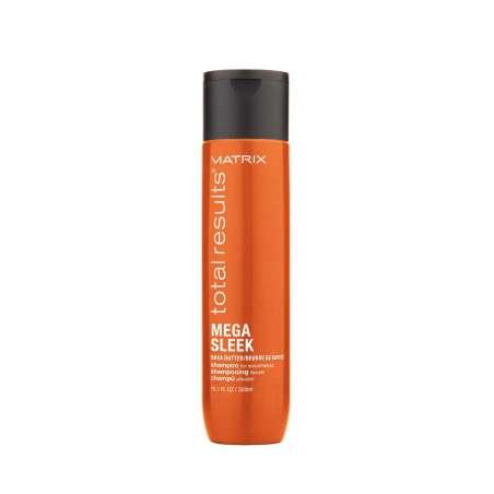 Mega Sleek Shampooing 300ml - Total Result MATRIX