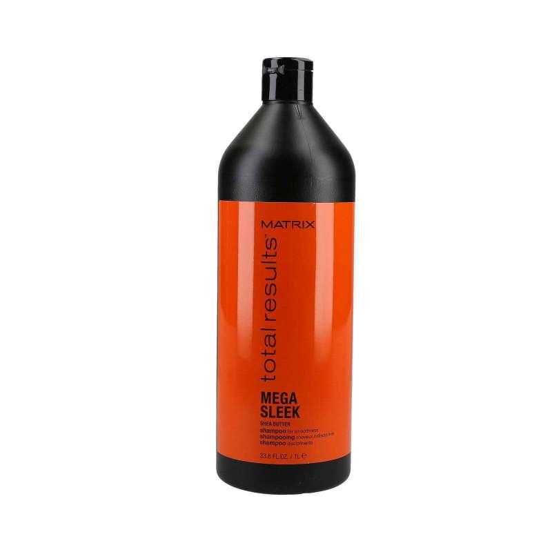 Mega Sleek Shampooing 1000ml - Total Result MATRIX