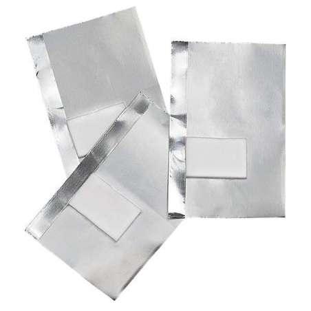 100 feuilles aluminium avec compresse intégrée - PEGGY SAGE