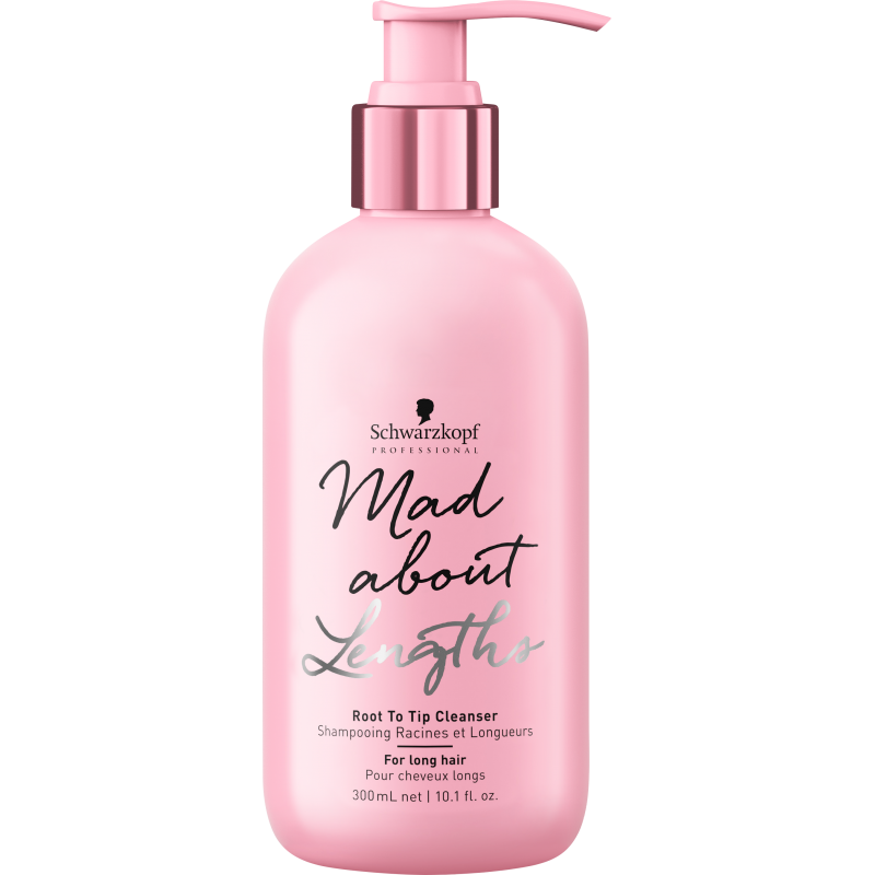 MAD ABOUT LENTHS Shampooing 300ML
