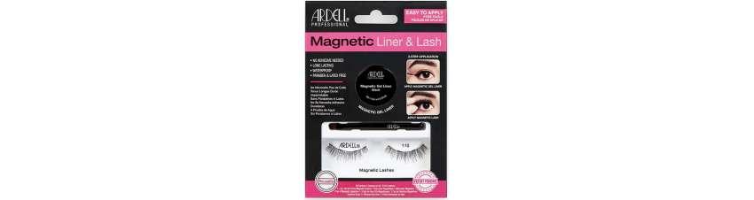 Gel Liner Noir & Faux Cils Magnetic 110 ARDELL 36852