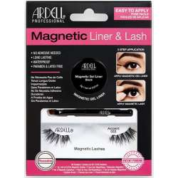 Gel Liner Noir & Faux Cils Magnetic Accent 002 ARDELL 36853