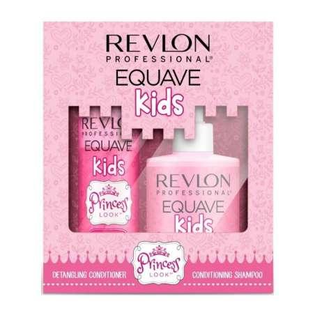 Duo EQUAVE Enfant PRINCESS ROSE - Revlon Professionnal