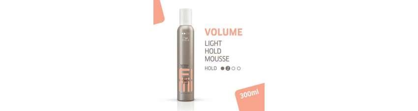 EIMI NATURAL VOLUME - Mousse Volume tenue légère 500ml - Wella