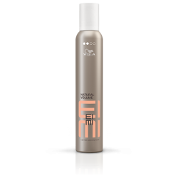 EIMI NATURAL VOLUME - Mousse Volume tenue légère 500ml - Wella