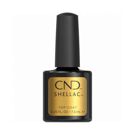 SHELLAC TOP COAT ORIGINAL 7,3 ML - CND