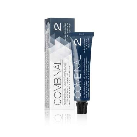 Teinture Cils Et Sourcils  Bleu/Noir 15 Ml - COMBINAL