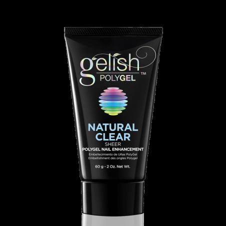 POLYGEL Natural clear 60gr - GELISH