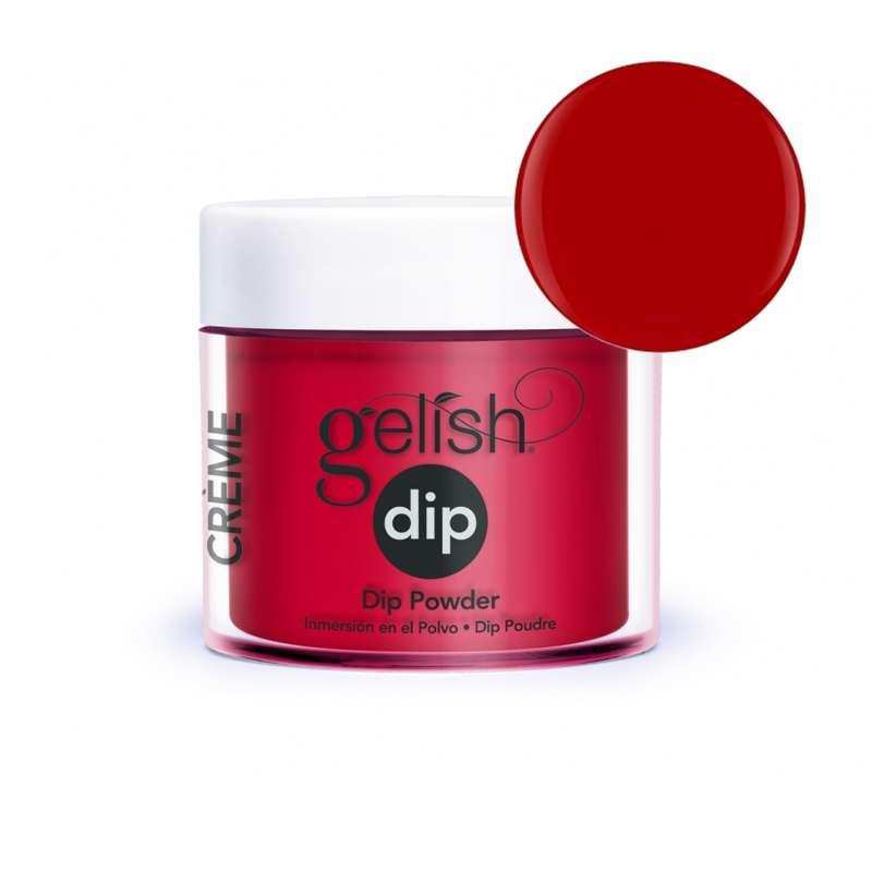 DIP POWDER HOT ROD RED 23gr - GELISH