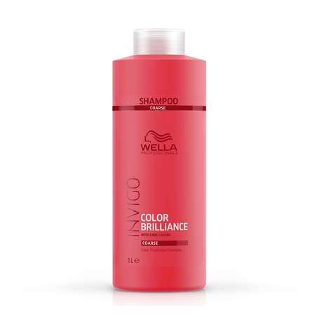 INVIGO - Shampooing Brillance 1L  Cheveux Épais  - Wella
