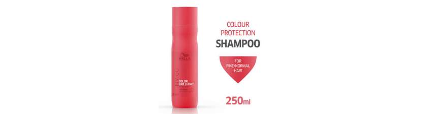 INDIGO - Shampooing Brillance 250ml Cheveux Fins - Wella
