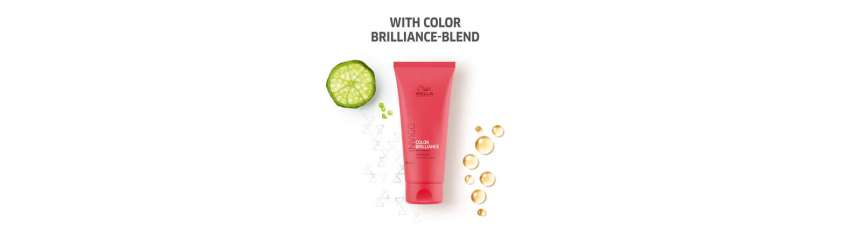 INVIGO - Conditionneur Brillance 200ml Cheveux Fins - Wella