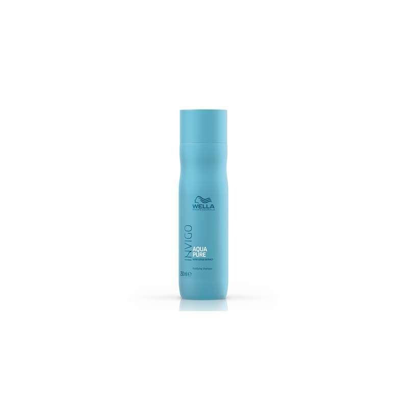 INVIGO - Shampooing Aqua pure 250ml - Wella