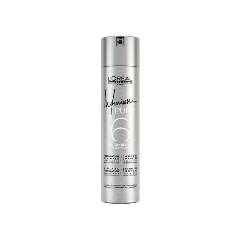 INFINIUM Pure Laque Extra-Forte 300ml - L'Oréal Professionnel