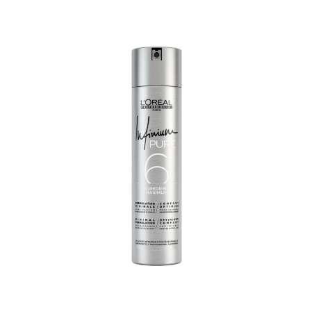 INFINIUM Pure Laque Souple Fix.Normale 500ml - L'Oréal Professionnel