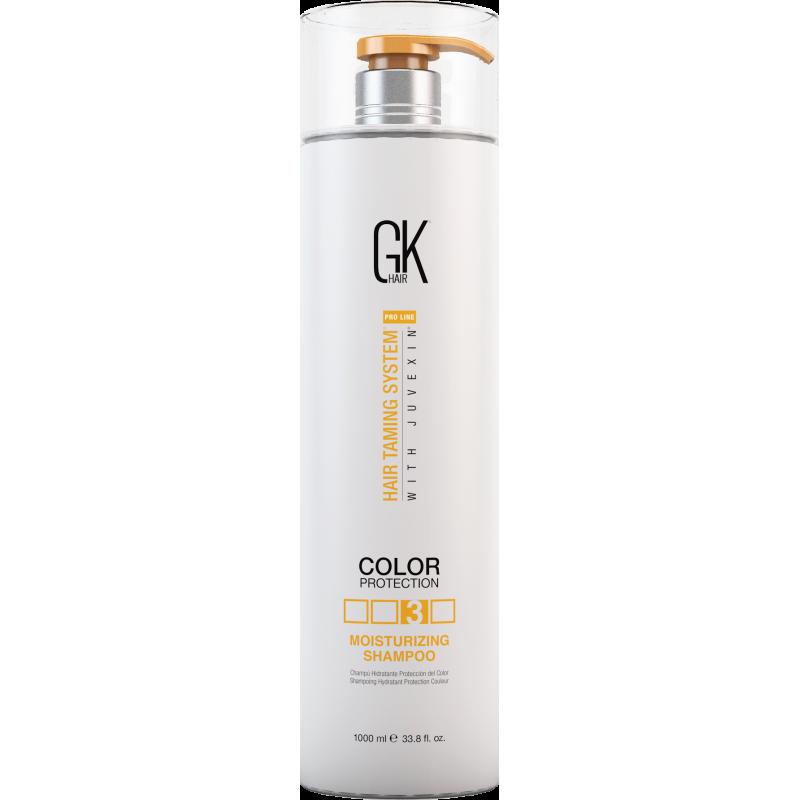 GK SHAMPOING MOISTURIZING 1000ml - Après-Shampoing Global Kératine