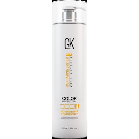 GK CONDITIONNER MOISTURIZING 1000ml - Après-Shampoing Global Kératine