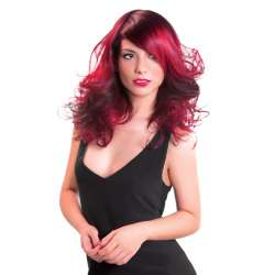 MASQUE BOMBSHELL RED RED 200ML - GK Hair