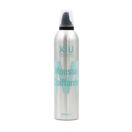MOUSSE COIFFANTE KIU 400ML