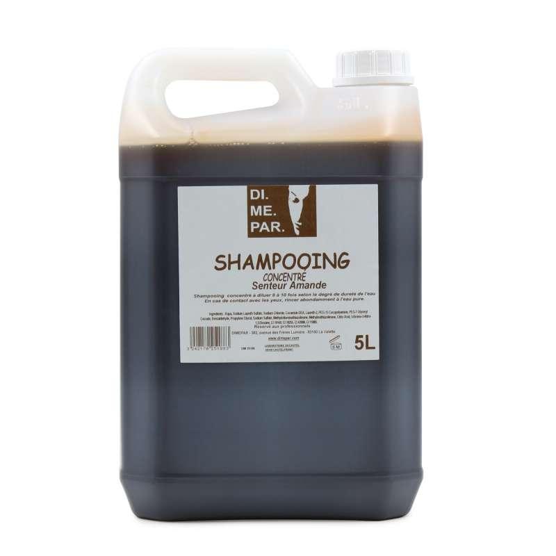 Shampoing Concentré DIMEPAR 5000ml - Senteur Amande