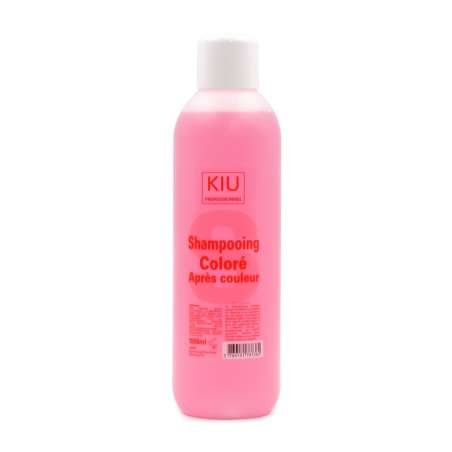 Shampooing Coloré Après Couleur liquide KIU 1000ml