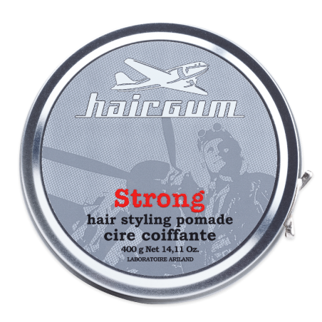 Cire Coiffante STRONG Hairgum 400gr - ARILAND