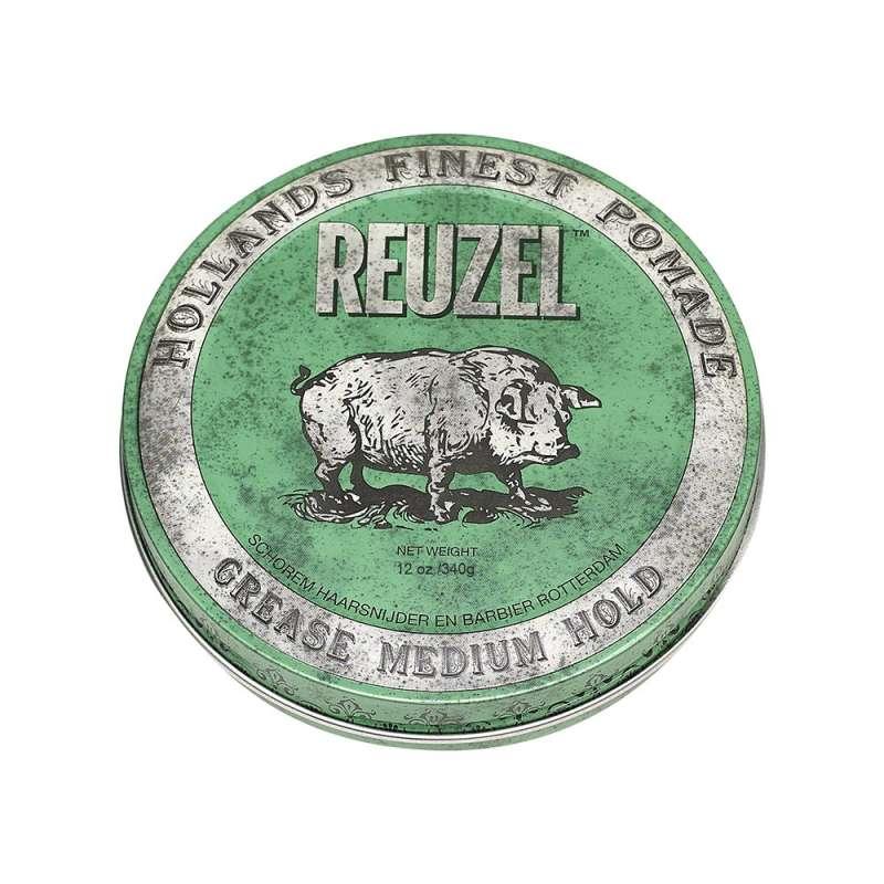 REUZEL GREASE GREEN 340G