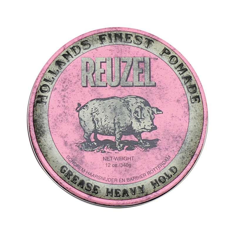 REUZEL GREASE PINK 340G